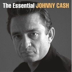 Johnny Cash 'The Essential Johnny Cash' Double Lp Vinyl Record, Size One Size - Black found on Bargain Bro from Nordstrom for USD $22.78