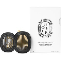Diptyque Figuier Car Diffuser & Insert found on MODAPINS from LinkShare USA for USD $105.00