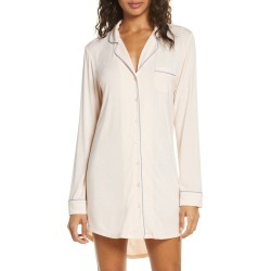 Women's Nordstrom Lingerie Moonlight Nightshirt, Size X-Large - Pink found on MODAPINS from LinkShare USA for USD $49.00