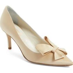 Women's Something Bleu Caitlin Bow Pointy Toe Pump found on MODAPINS from Nordstrom for USD $355.00
