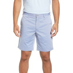 Men's Peter Millar Crown Comfort Chino Shorts, Size 32 - Blue found on Bargain Bro Philippines from LinkShare USA for $51.75