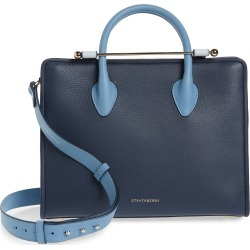 Strathberry Midi Colorblock Leather Tote - Blue found on Bargain Bro Philippines from Nordstrom for $770.00