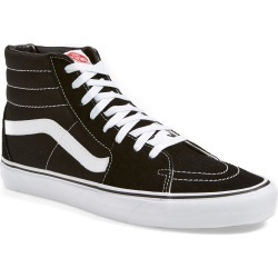 Vans Sk8-Hi Sneaker, Size 12.5 Women's - Black found on Bargain Bro India from Nordstrom for $64.95