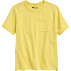 Toddler Boy's Tucker + Tate Kids' Relaxed Pocket T-Shirt, Size 3T - Yellow found on Bargain Bro Philippines from Nordstrom for $19.00