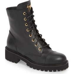 Women's Giuseppe Zanotti Combat Boot found on MODAPINS from Nordstrom for USD $397.98