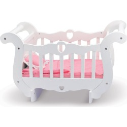 Toddler Girl's Melissa & Doug Wooden Doll Crib found on Bargain Bro Philippines from Nordstrom for $69.99