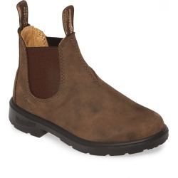 Boy's Blundstone Blunnies Chelsea Boot, Size 2US - Brown found on Bargain Bro from Nordstrom for USD $94.96