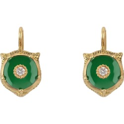Women's Gucci Le Marche Des Merveilles Feline Head Earrings found on Bargain Bro India from Nordstrom for $2420.00