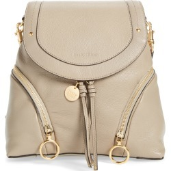 See By Chloe Leather Backpack - Grey found on Bargain Bro India from Nordstrom for $525.00