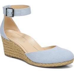 Women's Vionic Amy Wedge Espadrille Sandal, Size 9 M - Blue found on Bargain Bro Philippines from Nordstrom for $64.96