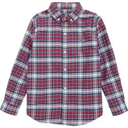Toddler Boy's Vineyard Vines Tower Ridge Flannel Shirt, Size 4T - Red found on Bargain Bro India from Nordstrom for $55.00