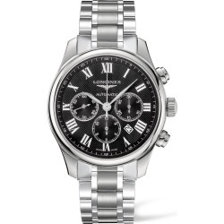 Men's Longines Master Automatic Chronograph Bracelet Watch, 44mm found on Bargain Bro India from LinkShare USA for $3075.00