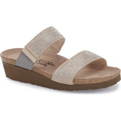 Women's Naot 'Bianca' Slide Sandal, Size 10US - Beige found on MODAPINS from Nordstrom for USD $149.95