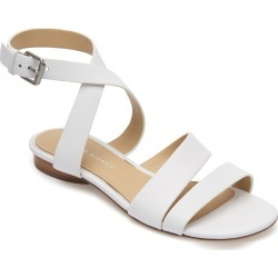 Women's Etienne Aigner Orly Ankle Strap Sandal, Size 7.5 M - White found on MODAPINS from Nordstrom for USD $63.20