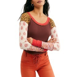 Women's Free People Bright Side Thermal Top