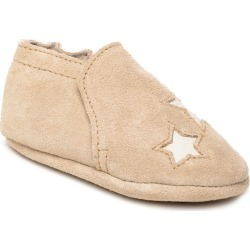 Infant Girl's Minnetonka Star Bootie, Size 2 M - Beige found on Bargain Bro from Nordstrom for USD $22.76