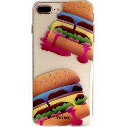 Fifth & Ninth X Brielle Biermann Eat In Get Out Iphone 6/6S/7/8 Plus Case - Blue