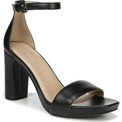 Women's Naturalizer Joy Ankle Strap Sandal, Size 8.5 W - Black found on Bargain Bro Philippines from Nordstrom for $84.00