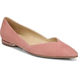 Women's Naturalizer Havana Pointed Toe Flat, Size 7 M - Pink found on Bargain Bro India from Nordstrom for $77.00