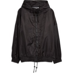 Women's Rotate Women's Perusia Windbreaker Jacket, Size Large - Black found on Bargain Bro from Nordstrom for USD $228.00