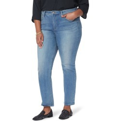 Plus Size Women's Nydj Sheri Slim Jeans found on MODAPINS from Nordstrom for USD $119.00