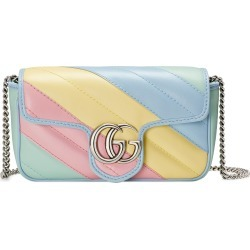 Gucci Super Mini Gg Matelasse Leather Crossbody Bag - None found on MODAPINS from Nordstrom for USD $1050.00