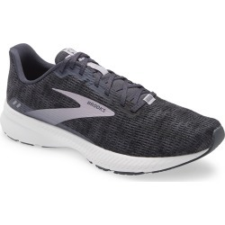 Women's Brooks Launch 8 Running Shoe, Size 11.5 B - Black found on Bargain Bro from Nordstrom for USD $76.00