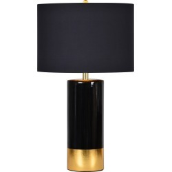 Renwil The Tuxedo Table Lamp
