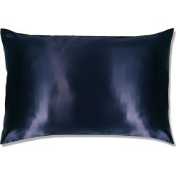 Slip Pure Silk Pillowcase, Size King - Navy found on Bargain Bro India from LinkShare USA for $110.00