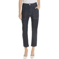 Women's 3X1 Nyc Sabine High Waist Tapered Jeans found on MODAPINS from Nordstrom for USD $225.00