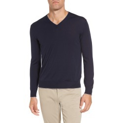 Men's Eleventy Merino Wool & Silk Tipped Sweater found on MODAPINS from Nordstrom for USD $345.00