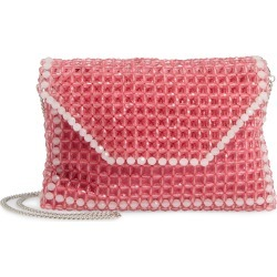 Trouve Beaded Clutch - Pink found on MODAPINS from Nordstrom for USD $59.00