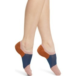 Women's Hysteria By Happy Socks Isa Invisible Sneaker Socks, Size One Size - Pink found on MODAPINS from Nordstrom for USD $14.00