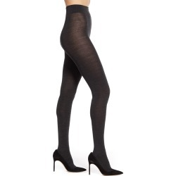 Women's Falke Merino Wool Blend Tights, Size Medium - Grey found on MODAPINS from Nordstrom for USD $68.00