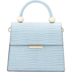 Aldo Triewiel Faux Leather Handbag - Blue found on MODAPINS from Nordstrom for USD $55.00
