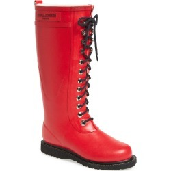 Women's Ilse Jacobsen Rubber Boot, Size 10US - Red found on MODAPINS from Nordstrom for USD $199.00