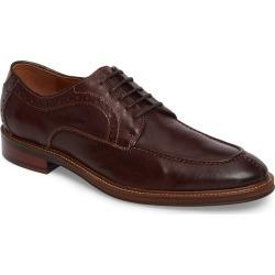 Men's Johnston & Murphy Warner Split Toe Derby, Size 8 M - Brown found on Bargain Bro India from Nordstrom for $169.00