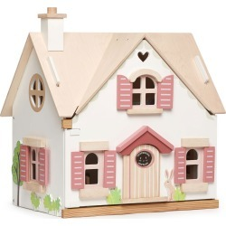 Toddler Girl's Tender Leaf Toys Cottontail Cottage Dollhouse found on Bargain Bro India from Nordstrom for $149.99
