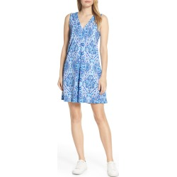 Women's Lilly Pulitzer Amina Shift Dress, Size Medium - White found on Bargain Bro India from Nordstrom for $98.00