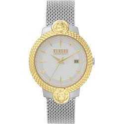 Women's Versus Versace Mouffetard Mesh Band Watch, 38Mm found on Bargain Bro Philippines from Nordstrom for $205.00