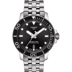 Men's Tissot Seastar 1000 Powermatic 80 Bracelet Watch, 43mm found on Bargain Bro India from Nordstrom for $725.00