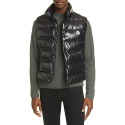Men's Moncler Tib Down Puffer Vest, Size 4 - Black found on MODAPINS from Nordstrom for USD $760.00