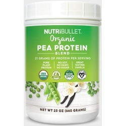 NutriBullet Organic Pea Protein Blend