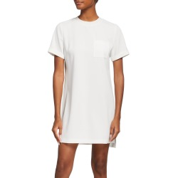 Catalina Strong-Shoulder T-Shirt Dress found on MODAPINS from neimanmarcus.com for USD $275.00
