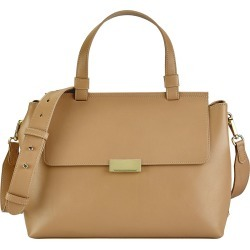 Hope Medium Leather Satchel Bag found on MODAPINS from neimanmarcus.com for USD $595.00