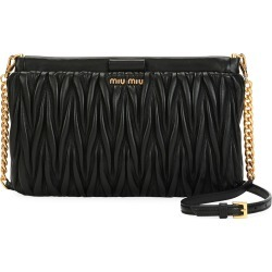 5ac1bc0439d Matelasse Leather Clutch Crossbody Bag found on MODAPINS from Bergdorf  Goodman for USD  1160.00