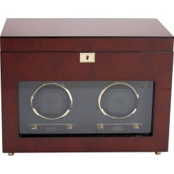 Savoy Double Watch Winder with Storage found on Bargain Bro Philippines from neimanmarcus.com for $1199.00