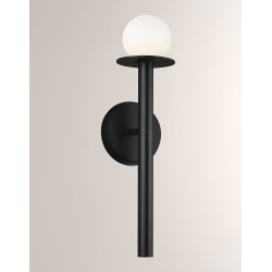 Nodes 1-Light Wall Sconce found on Bargain Bro Philippines from neimanmarcus.com for $205.00