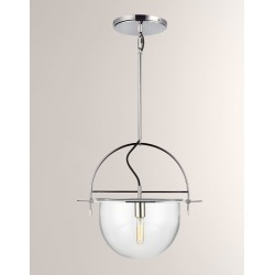 Nuance Large 1-Light Pendant found on Bargain Bro Philippines from neimanmarcus.com for $775.00