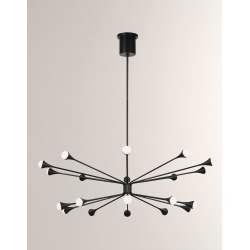 Lody 20-Light Chandelier found on Bargain Bro Philippines from neimanmarcus.com for $3065.00